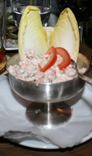 Krabbensalat