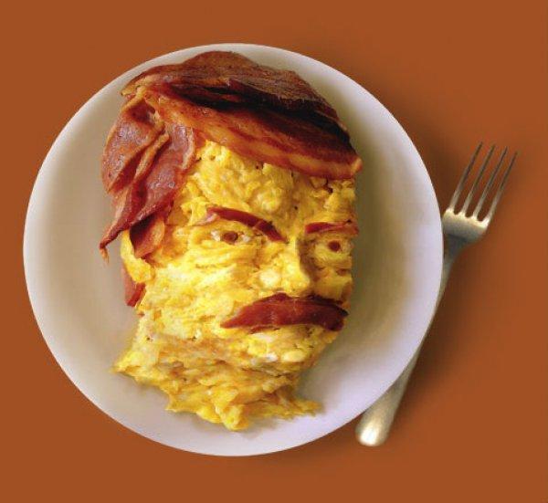 Bacon Omlet Portrait