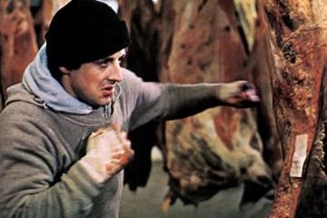 Rocky im Schlachthaus