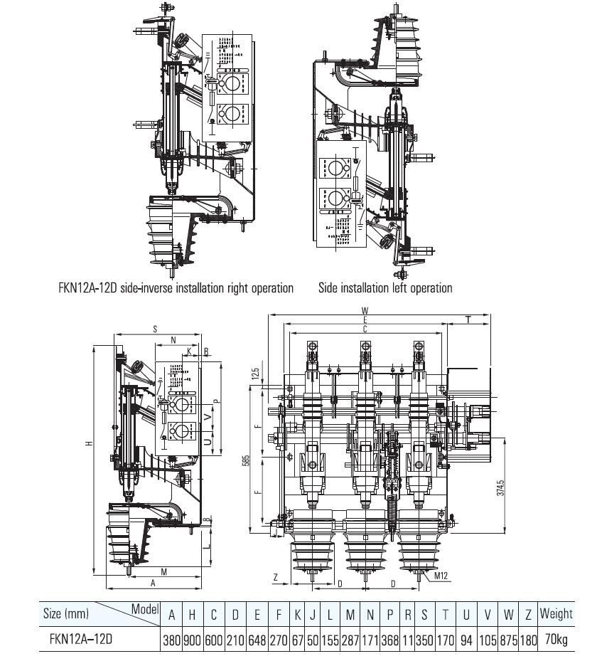 FKN12-12 Indoor