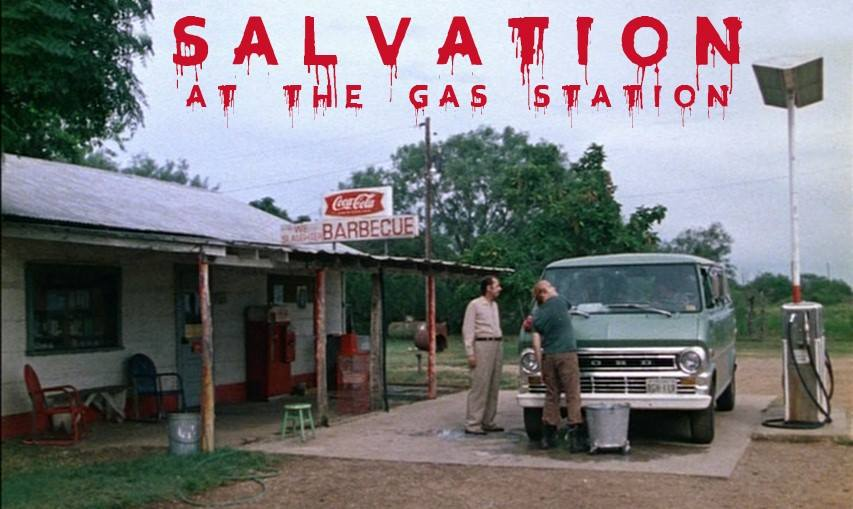 Brause Kunst: Salvation at the Gas Station
