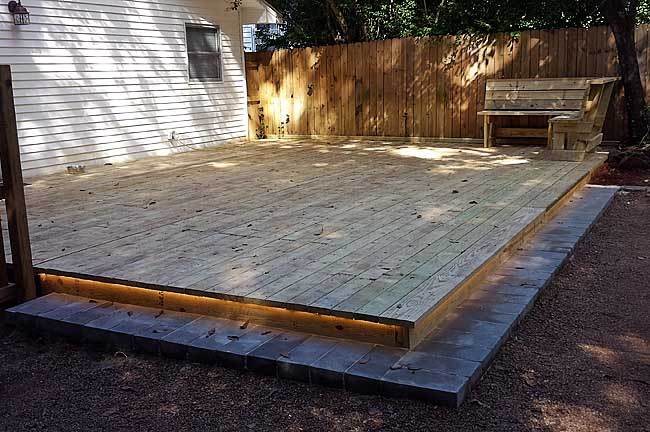 Deck Amp Patio Building Metz Remodeling Amp Home Improvement