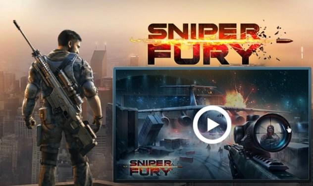 Resultado de imagem para Sniper Fury app