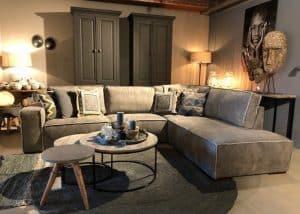 Loungebanken  Diverse opstellingen en materialen  Meubilex