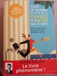 Olivier Roland livre