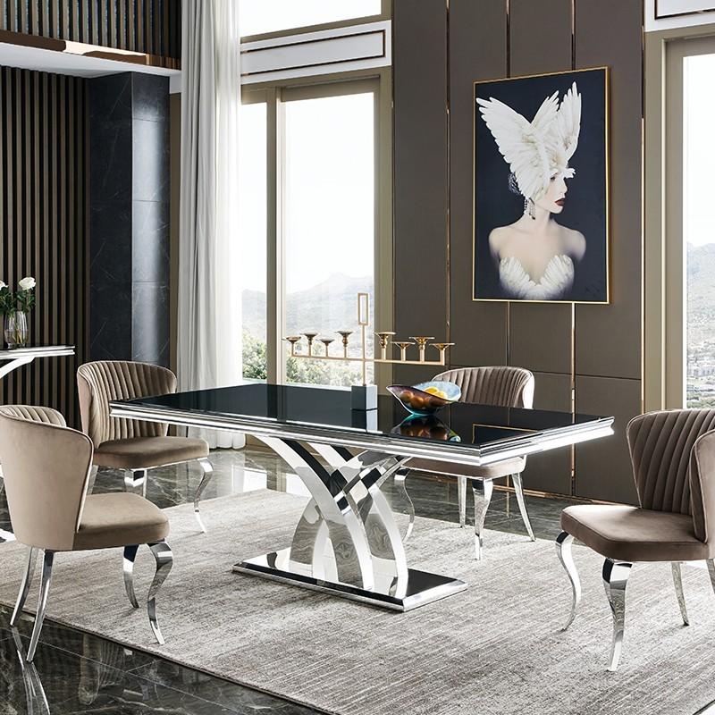 table de salle a manger baroque aboville
