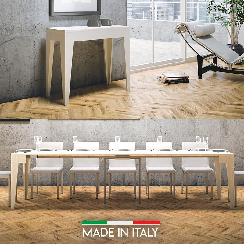 table console extensible isotta