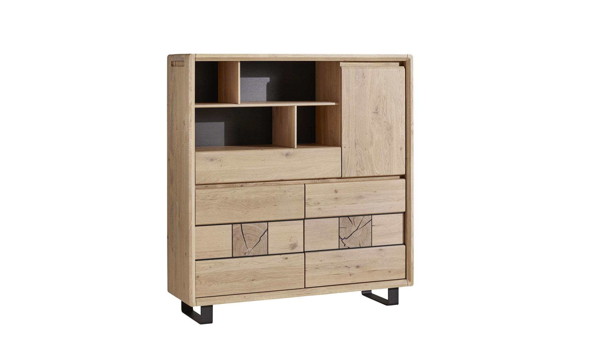 meuble haut de salon bois chene massif qualite francaise ateliers de langres boisetdeco bois deco