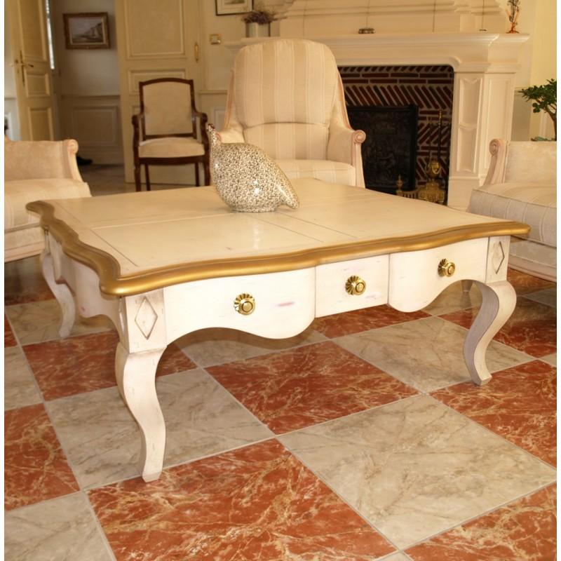 Table de salon Annecy n 1  Meubles de Normandie