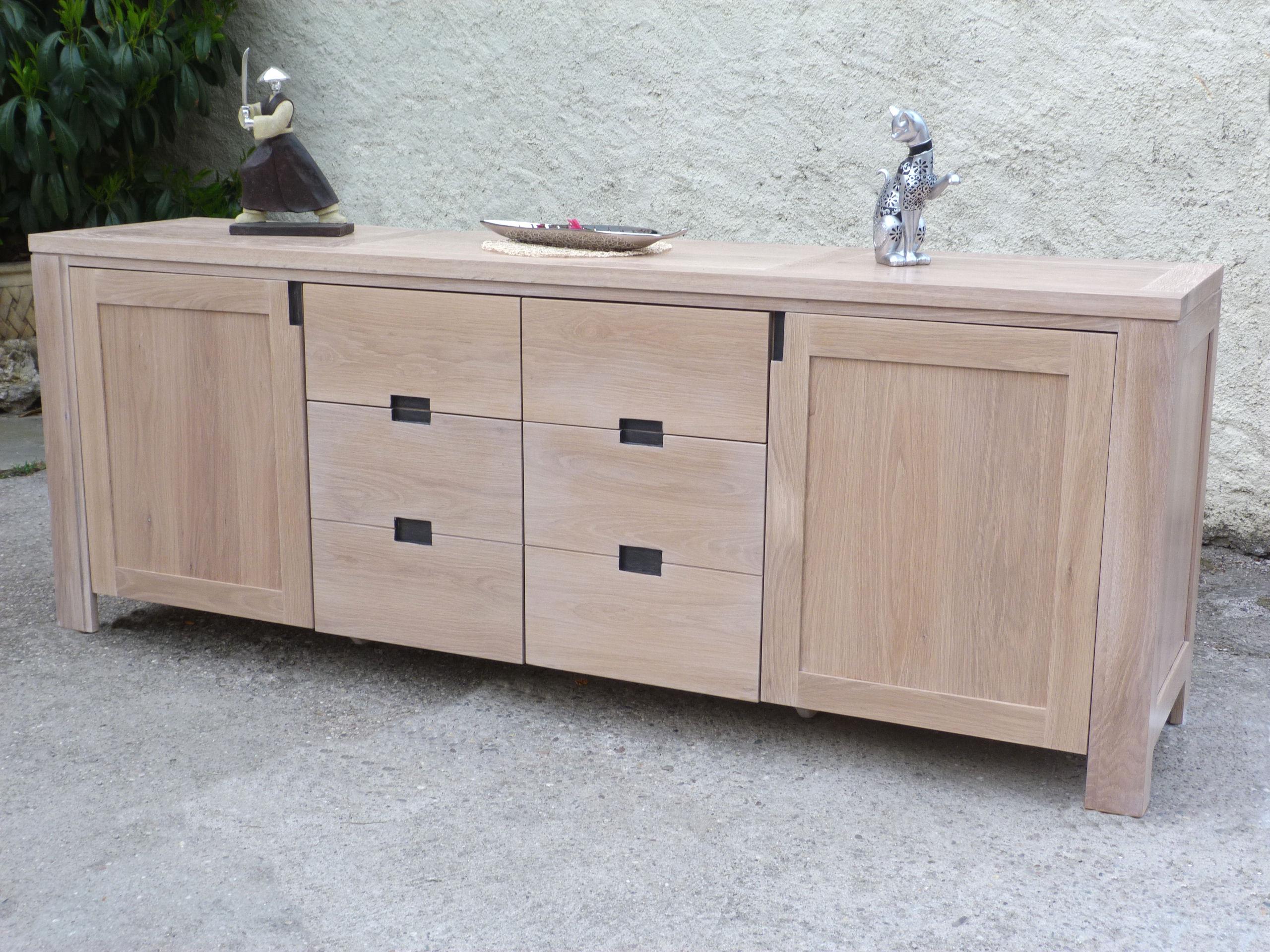 fabricant meuble massif contemporain
