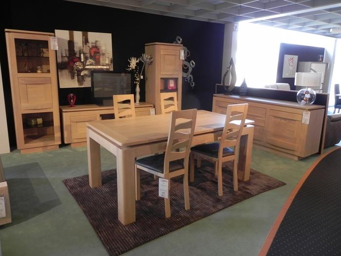 Table Salon Ardoise