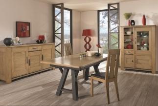 meuble cuisine indépendant bois