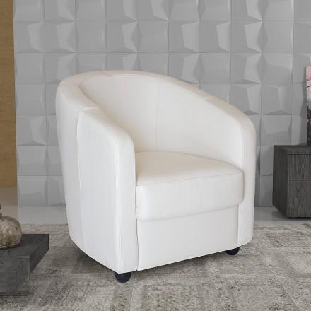 fauteuil cabriolet cuir elia