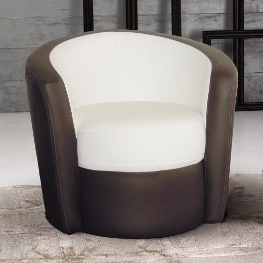 fauteuil cabriolet cuir selena