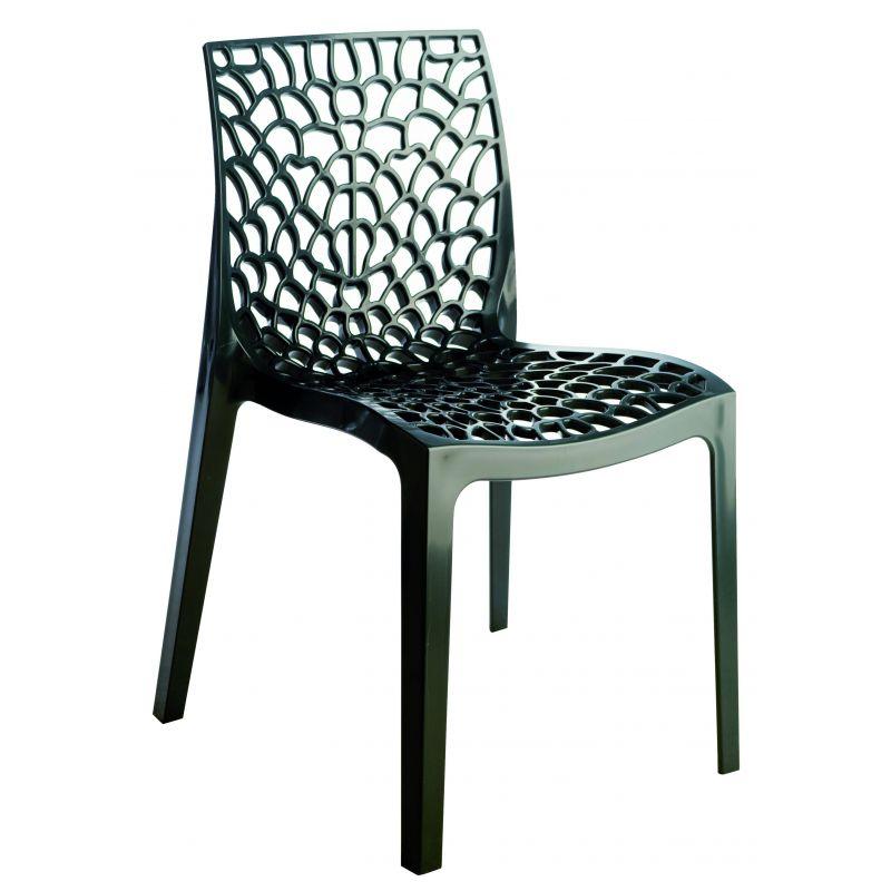 gruvyer chaise blanche polypropylene pas cher livre