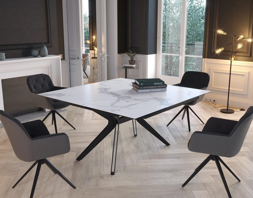 table de repas square