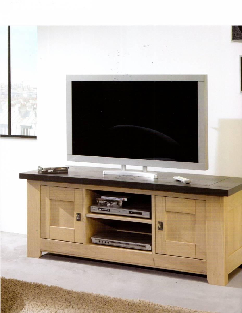 meubles tv et tables de salon bois