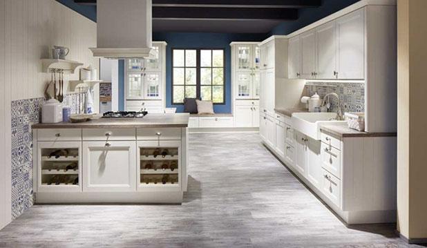 cuisine facade en bois meubles atlas