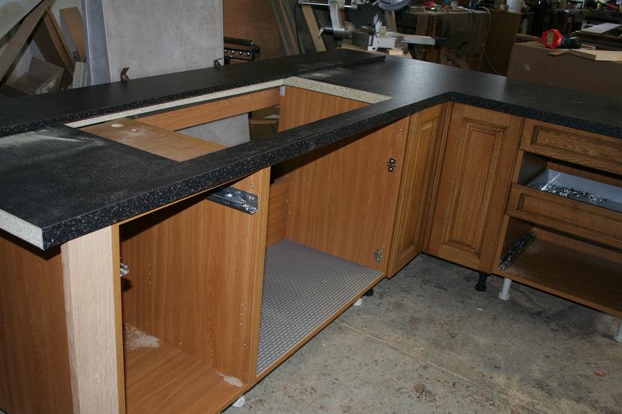 fabrication meuble cuisine