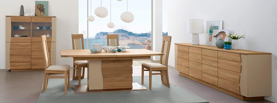 mobilier contemporain meubles bois massif