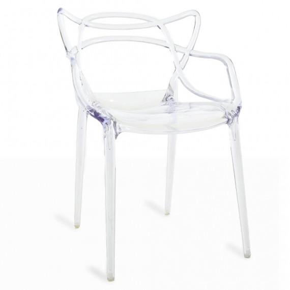 inspiration chaise masters transparent chaises design meublesconcept