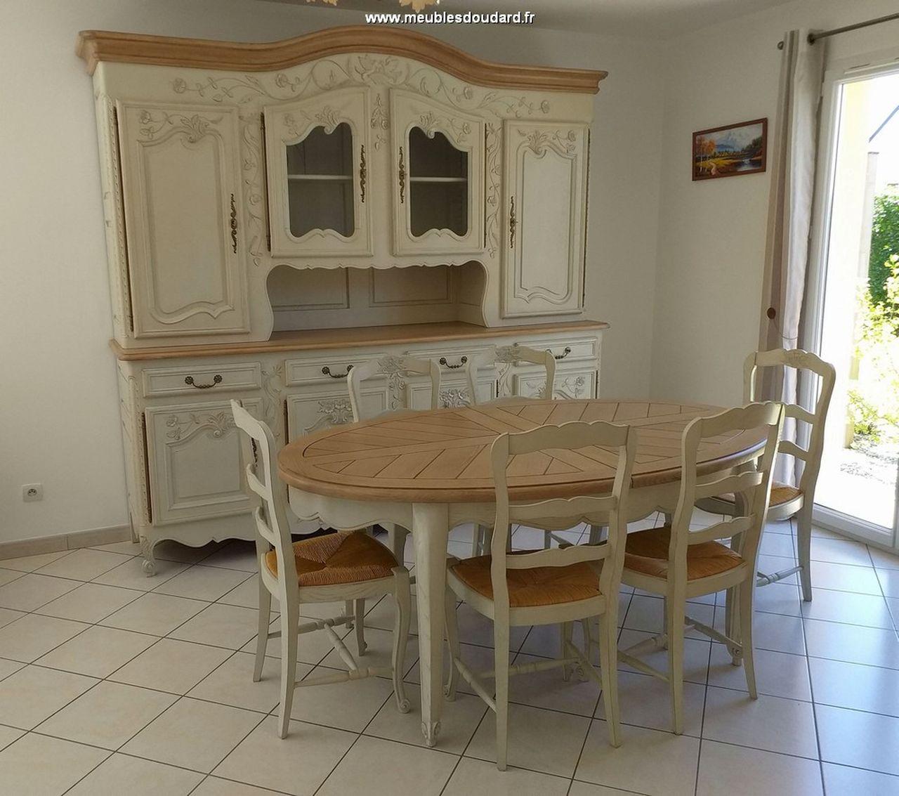 salle a manger normandie en chene massif ref rouen
