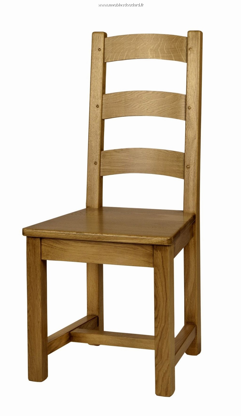 chaise chene massif assise en bois ref m622