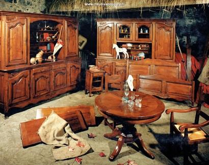 rustique salles a manger meubles