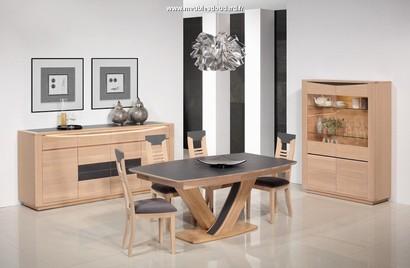 salle a manger modernes en bois massif