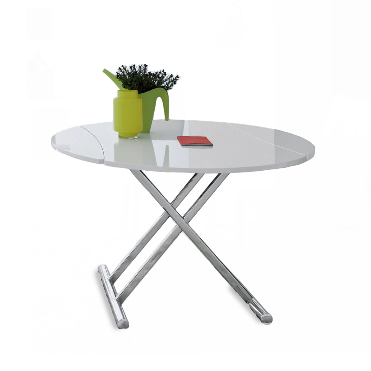 Table Basse Relevable Ronde Nice Meubles Et Atmosphere