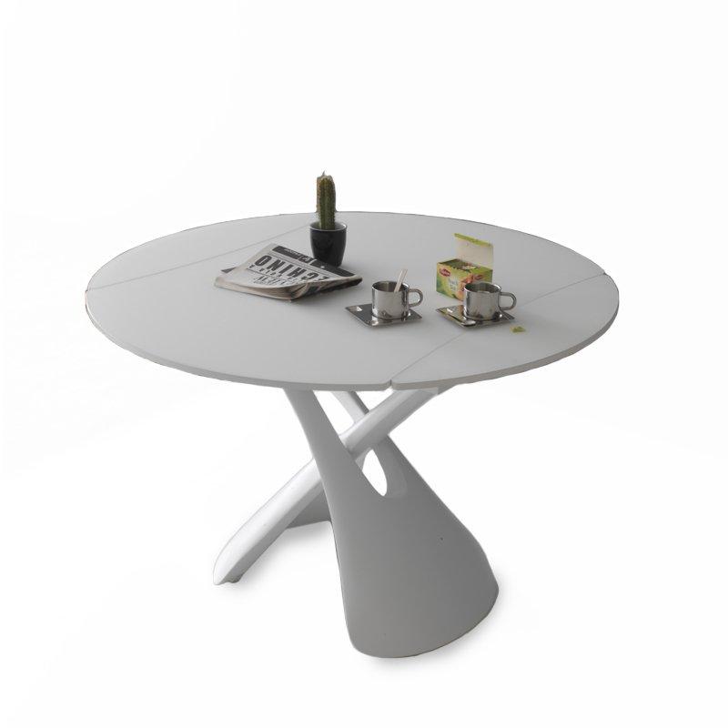table basse relevable ronde saint germain
