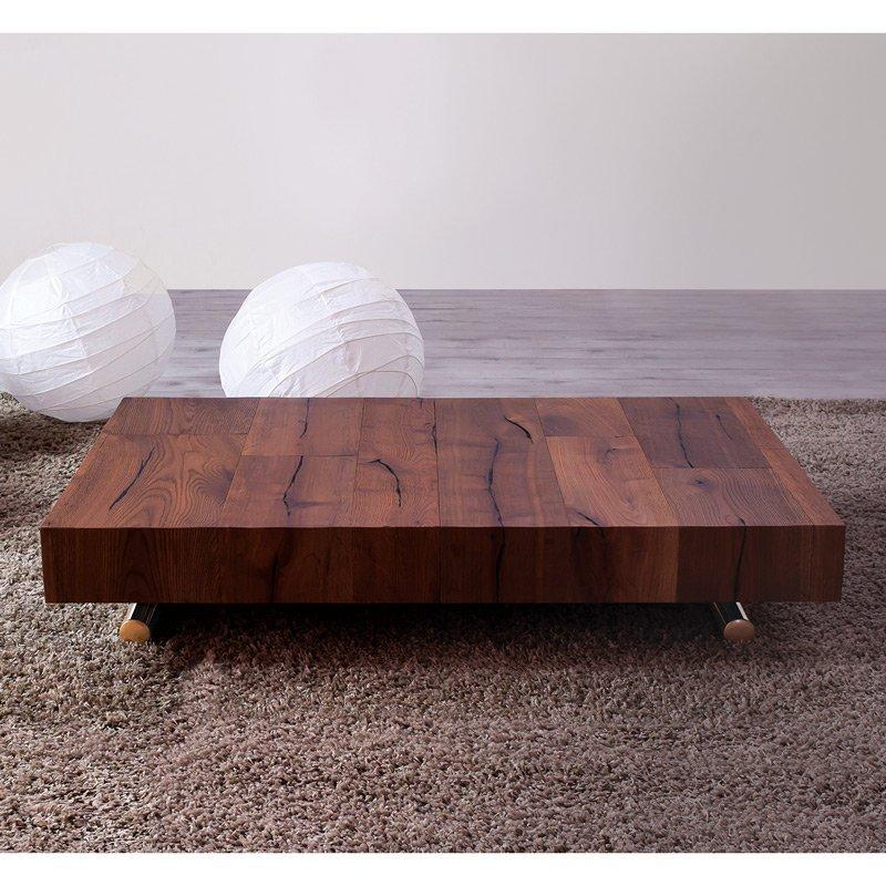 table basse relevable bois meubles et
