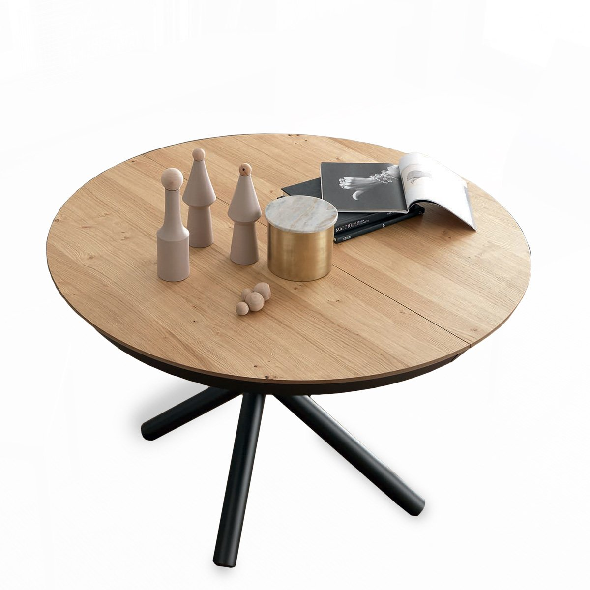 table ronde extensible premium