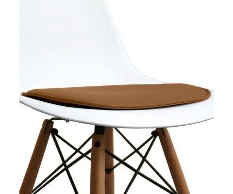 galette chaise eames simili