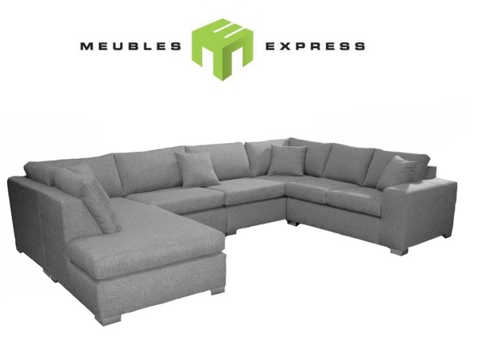 Liquidation sofa montreal for Liquidation sofa sectionnel