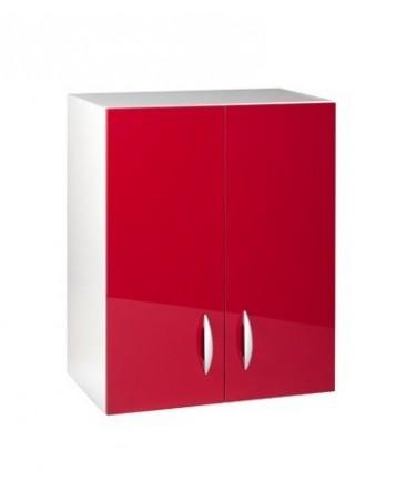 meuble cuisine haut 2 portes 60cm oxane