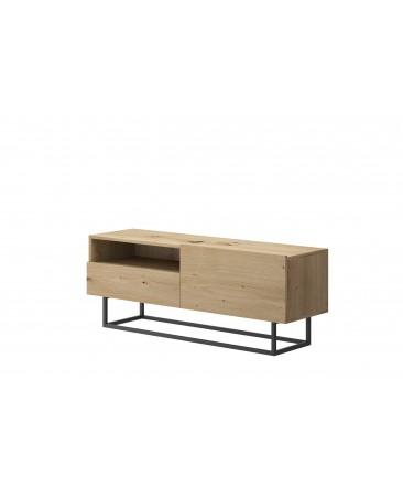 meuble tele industriel enjoy avec rangement