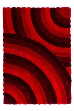 tapis arc rouge