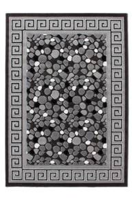 tapis galets gris