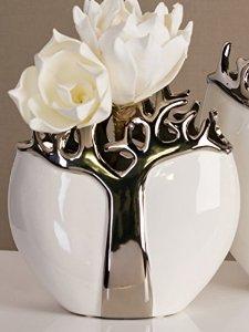 vase perle
