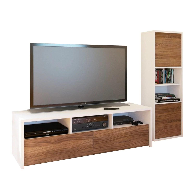 60 Tv Stand Bookcase