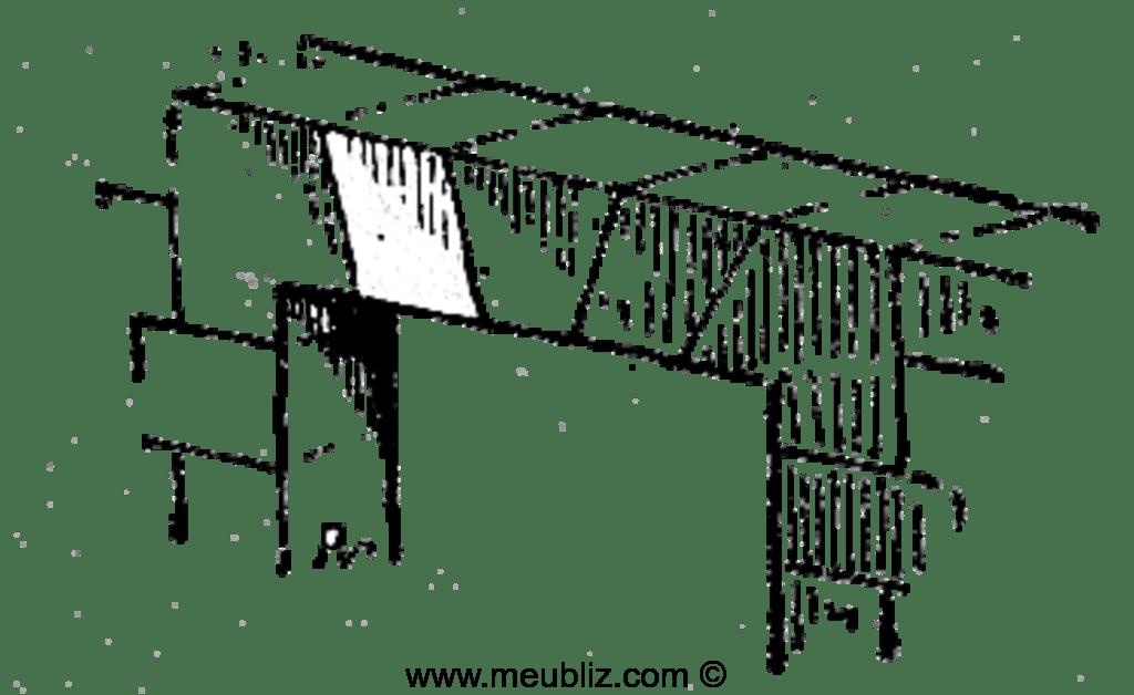Définition d'une plate-bande