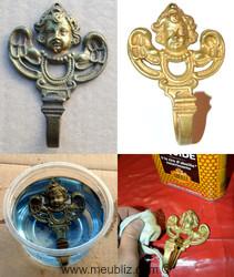 comment nettoyer les bronzes anciens d