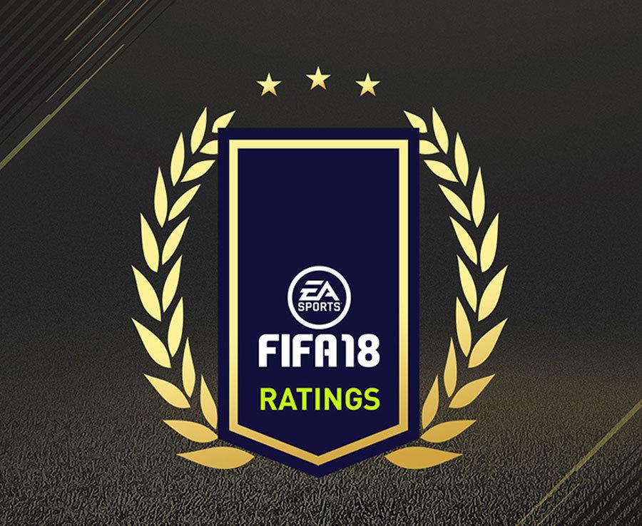 EA FIFA 2018 PONTUAÇÕES