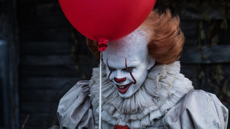 """Image from the movie """"It"""""""