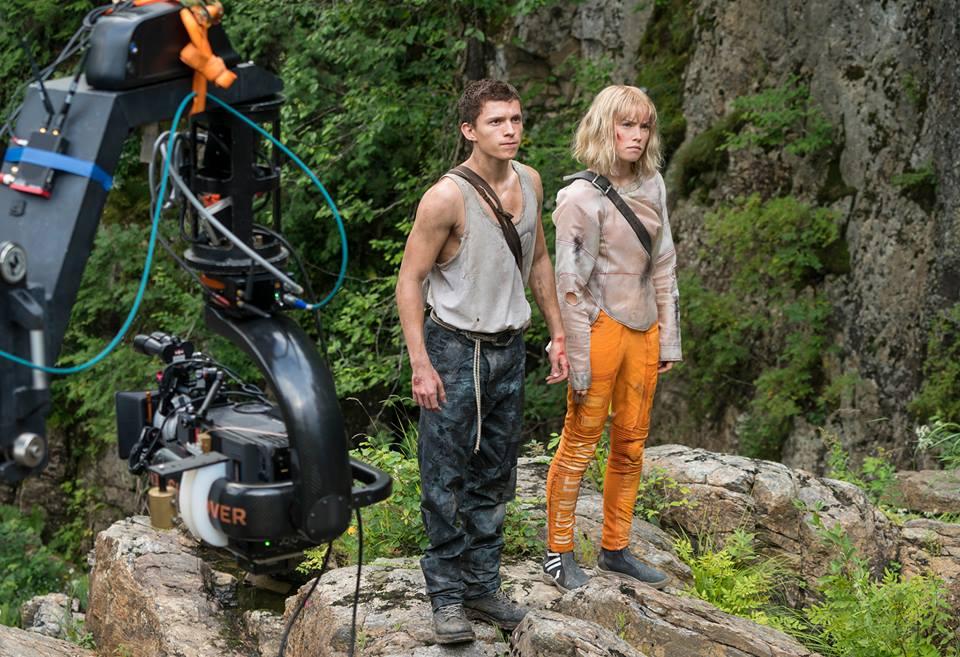 Tom Holland e Daisy Ridley são destaque — Chaos Walking