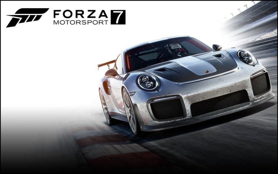 Lançamento de Forza 7