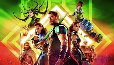 Thor: Ragnarok filme é destaque nos lançamentos da semana