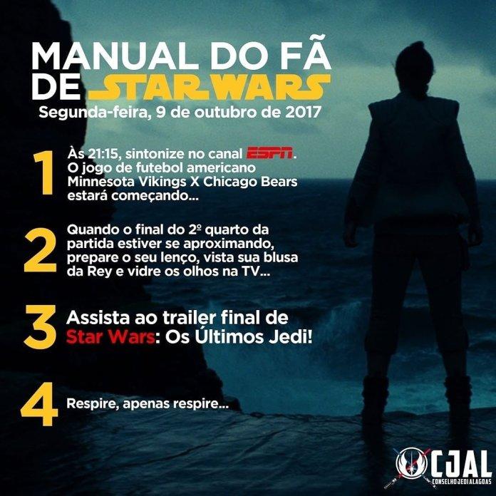 Star Wars Os Últimos Jedi conselho Jedi