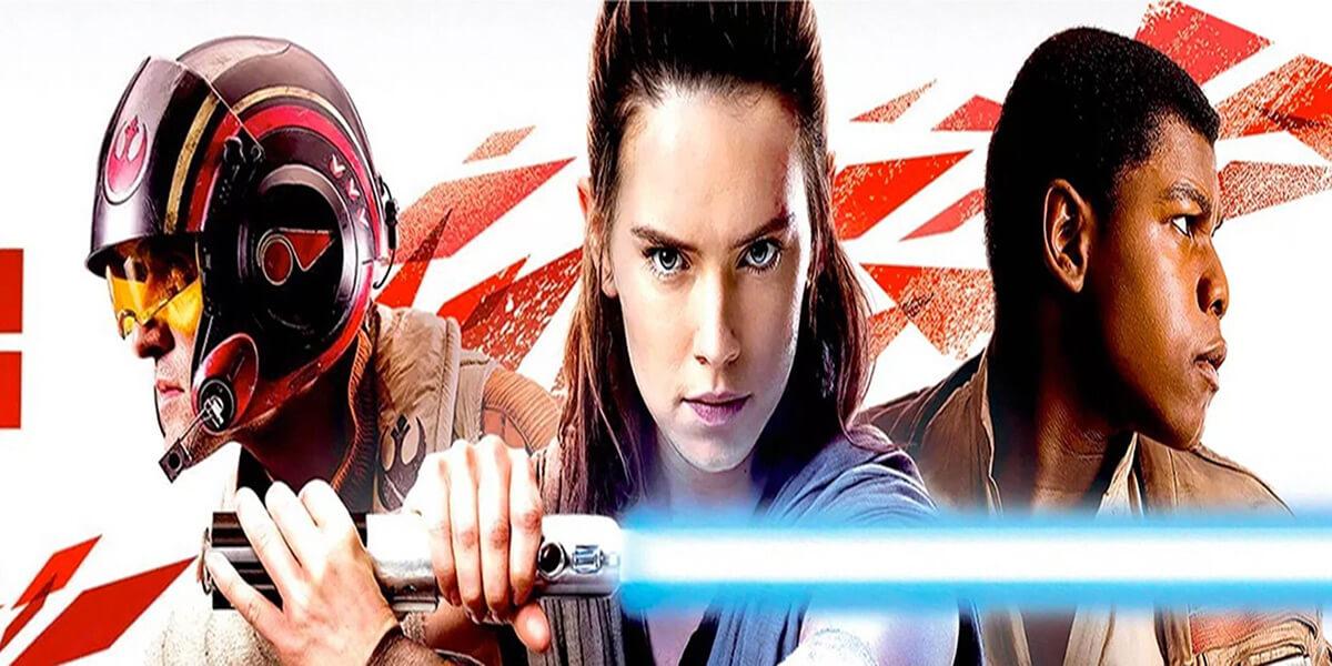 Revelado novo trailer de 'Star Wars: Os Últimos Jedi'